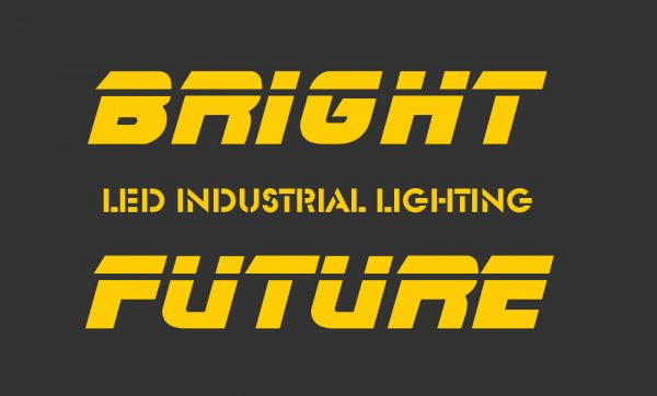 Bright future of LED industrial lighting