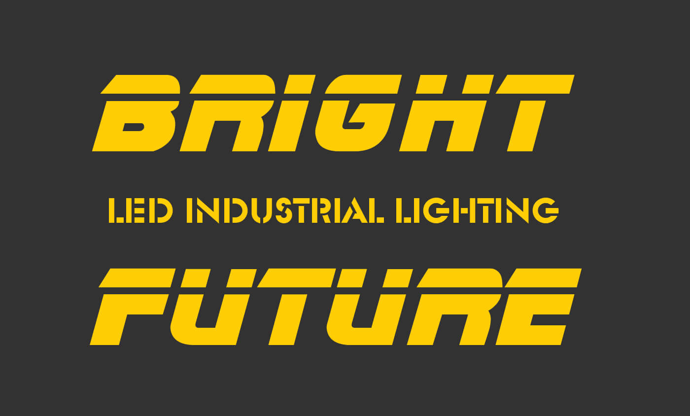 Industrial LED Lighting: For a Brighter and Affordable ...