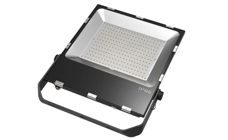 200W floodlights