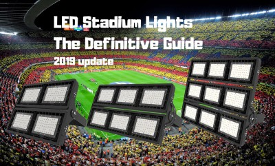 LED Stadium Light Post feature image