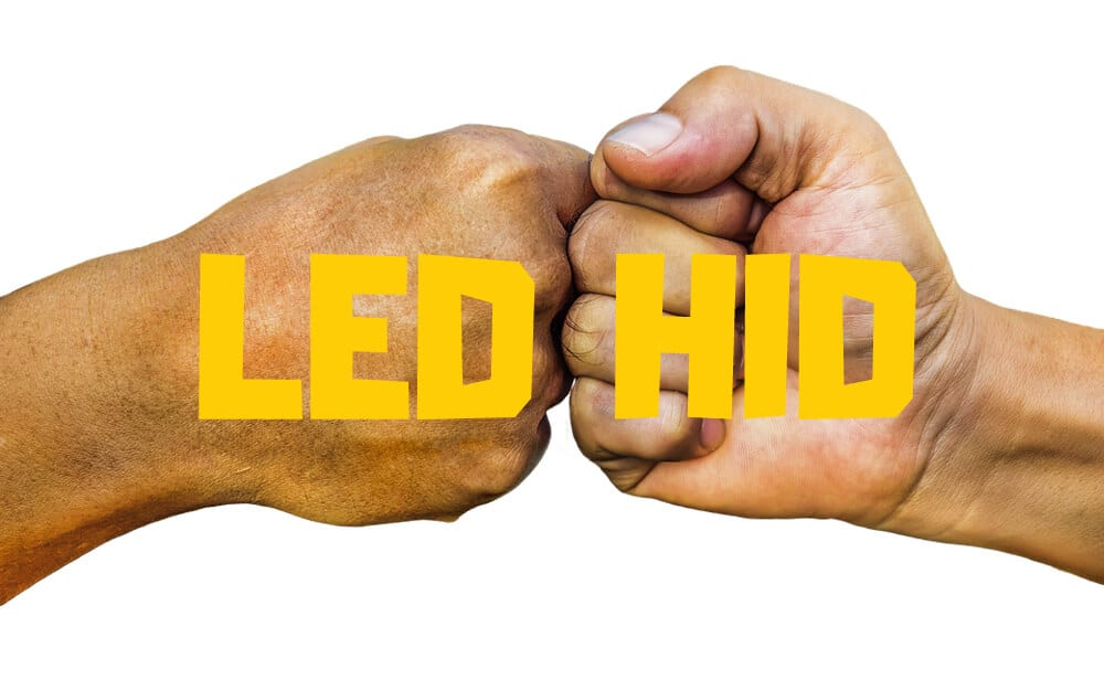 LED VS HID IMAGE